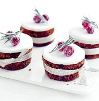 Mini christmas cake recipe uk