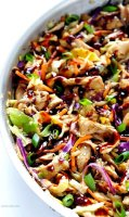 Moo shu pork recipe with plum sauce substitute