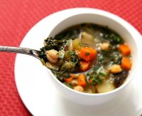Most delicious vegetable soup recipe