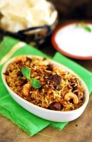 Mutton biryani recipe marias menu fried