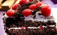 Nestle milkmaid black forest cake recipe