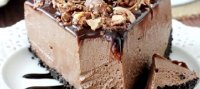 No bake chocolate philadelphia cheesecake recipe