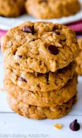Oatmeal cookie recipe without granulated sugar