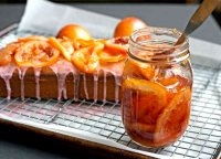 Old fashioned candied orange slices recipe