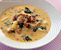 Olive garden spicy sausage soup recipe