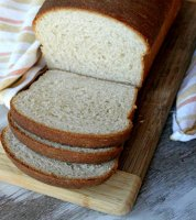 One loaf honey wheat bread recipe