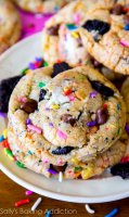 Oreo cookie recipe from cake mix