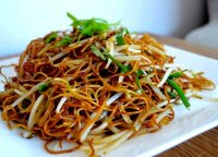 Pan fried noodles recipe easy