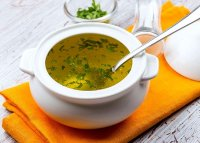 Parsley soup recipe dr oz