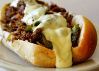 Philly cheese steak recipe in crockpot