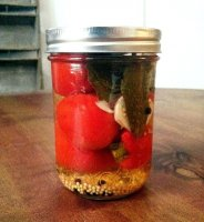 Pickled cherry peppers recipe for canning
