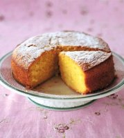 Plain cake recipe without milk