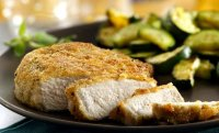 Pork chops italian bread crumbs recipe