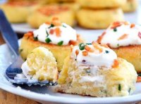 Potato cakes recipe with instant potatoes