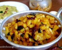 Potato upperi recipe kerala style egg