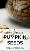 Pumpkin seeds recipe salt water soak for feet