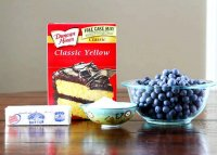 Recipe berry cobbler using cake mix