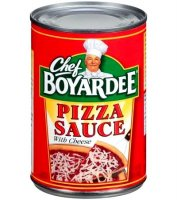 Recipe for chef boyardee pizza sauce