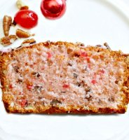 Recipe for cherry nut pound cake