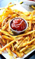 Recipe for french fries made in oven