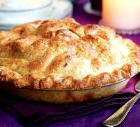 Recipe for fresh apple pie filling