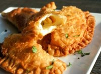 Recipe for fried empanada dough