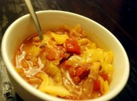 Recipe for german cabbage soup