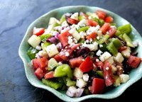 Recipe for greek salad recipe