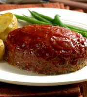 Recipe for meatloaf with blue cheese