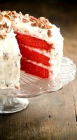 Recipe for red velvet trifle cake paula deen