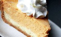 Recipe for sensational double layer pumpkin pie