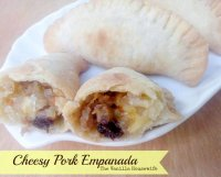 Recipe for sweet pastry dough for empanadas