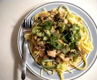 Recipe for tequila lime chicken pasta