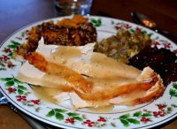 Recipe for turkey breast with mayo