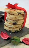 Recipe for welsh cakes baked by melissa
