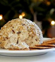 Recipe green olive cheese ball