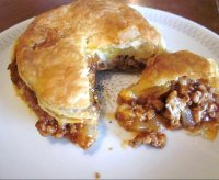 Recipe meat pie new zealand