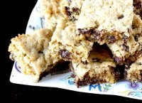 Recipe oatmeal chocolate chip cookie bars