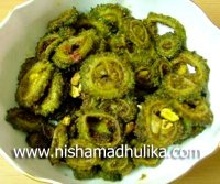 Recipe of karela fry in hindi
