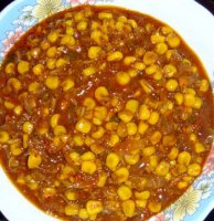 Recipe spicy sweet corn curry