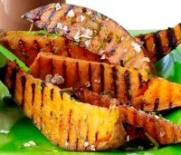 Recipe sweet potato fries grill