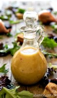 Red wine vinegar dijon mustard dressing recipe