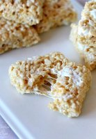 Rice crispy cake recipe marshmallow
