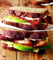 Roast beef sandwich recipe cold salmon