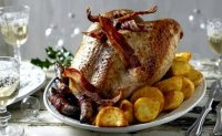 Roast turkey breast recipe bbc