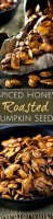 Roasted pumpkin seeds recipe spicy nuts