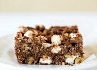 Rocky road recipe with rice krispies