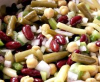 Rudys 3 bean salad recipe