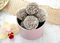 Rum balls recipe without rum for kids