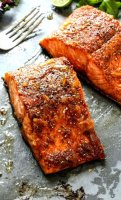 Salmon recipe orange juice marinade for chicken